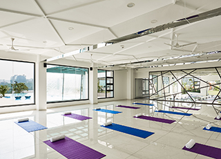 Kolte Patil 24K Stargaze PROJECT GALLERY Exterior- Yoga area
