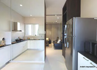 Kolte Patil 24K Opula PROJECT GALLERY Interior -Kitchen