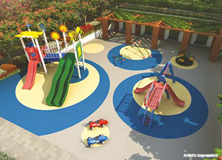 IVY Estate Wagholi PROJECT AMENITIES-Kids Play Area
