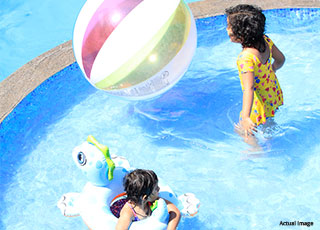 IVY Estate Wagholi PROJECT AMENITIES-kids pool