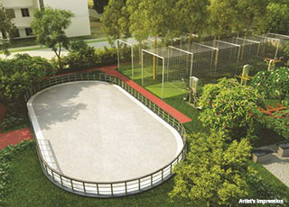 IVY Estate Wagholi PROJECT AMENITIES-Skating Area