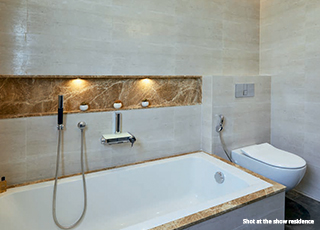 Kolte Patil 24K Atria PROJECT GALLERY Interior -Bathroom