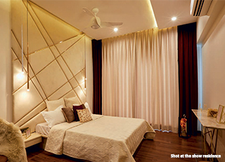 Kolte Patil 24K Atria PROJECT GALLERY Interior -Bedroom