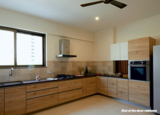 Kolte Patil 24K Atria PROJECT GALLERY Interior -Kitchen
