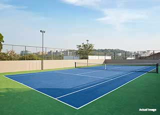 Kolte Patil 24K Stargaze PROJECT GALLERY Exterior-LAWNS TENNIS COURT