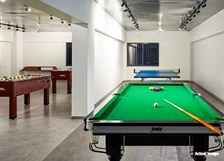 Kolte Patil 24K Stargaze PROJECT GALLERY Exterior- POOL TABLE