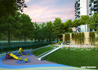 Kolte Patil Three Jewels PROJECT GALLERY Exterior-KIDS PLAY AREA