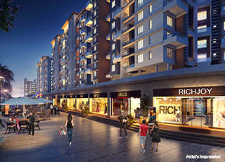 Western Avenue Kolte Patil Retail Stores