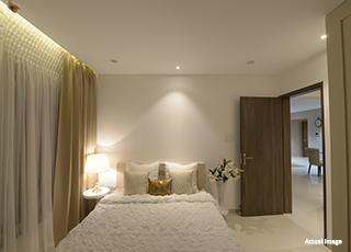 Kolte Patil 24K Sereno PROJECT GALLERY Interior -Bedroom