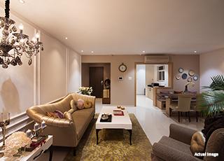 Kolte Patil 24K Sereno PROJECT GALLERY Interior -Living Room