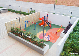Kolte Patil Raaga Kids Play Area