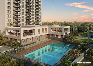 Life Republic Arezo PROJECT GALLERY Exterior -Swimming Pool