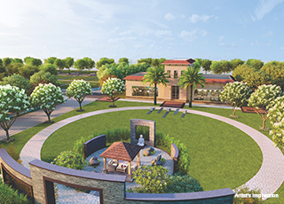Nora at Life Republic PROJECT AMENITIES-Lawn