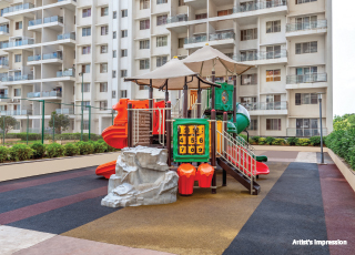 Life Republic i-TOWERS PROJECT GALLERY Exterior -Kids Play Area