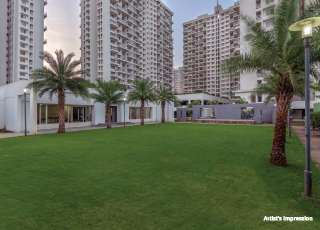 Life Republic i-TOWERS PROJECT GALLERY Exterior -Lawn