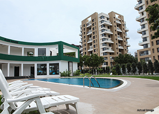 Kolte Patil Umang Premiere PROJECT GALLERY Exterior -Pool Deck