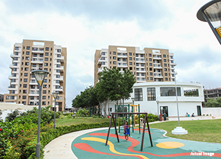 Kolte Patil Umang Premiere PROJECT GALLERY Exterior -KIDS PLAY AREA