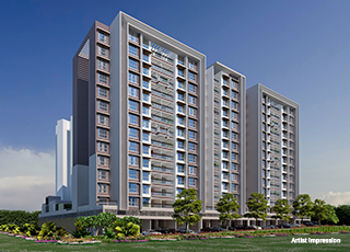 Kolte Patil Centria PROJECT GALLERY Exterior -Elevation