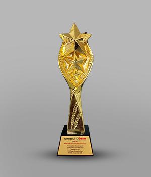 CREDAI-banm felicitates Kolte Patil I-ven Tonwships (pune) - 2018