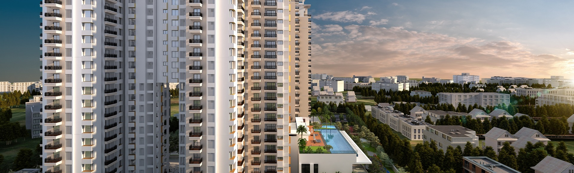 I-towers Exente