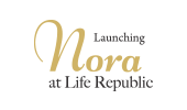 Nora at Life Republic LOGO