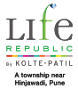 Life Republic by Kolte-Patil LOGO