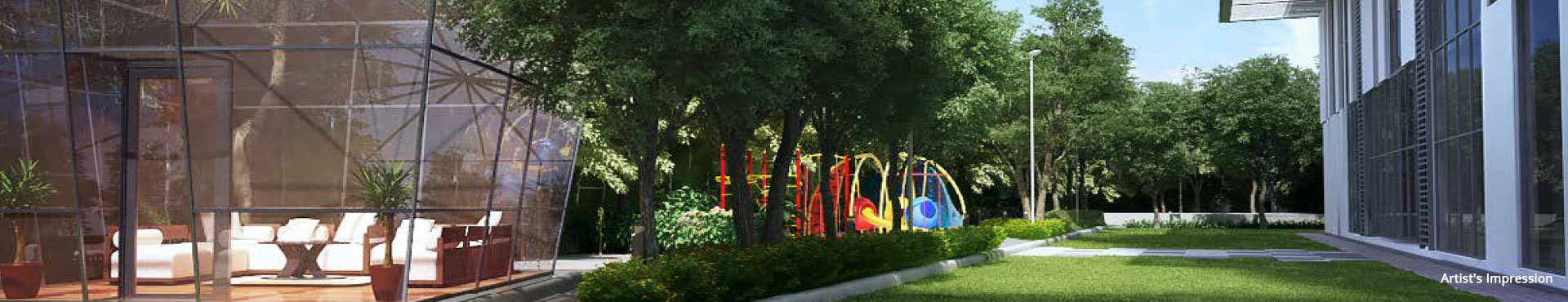 Kolte Patil itowers-exente Garden