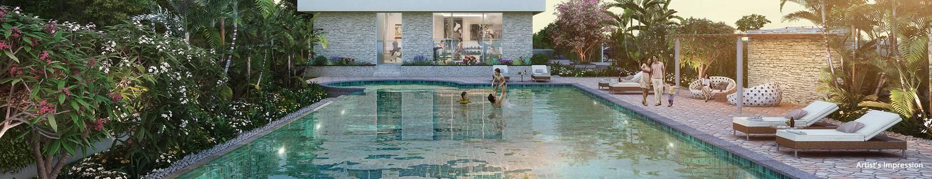 Life Republic ORO AVENUE PUNE Swimming Pool