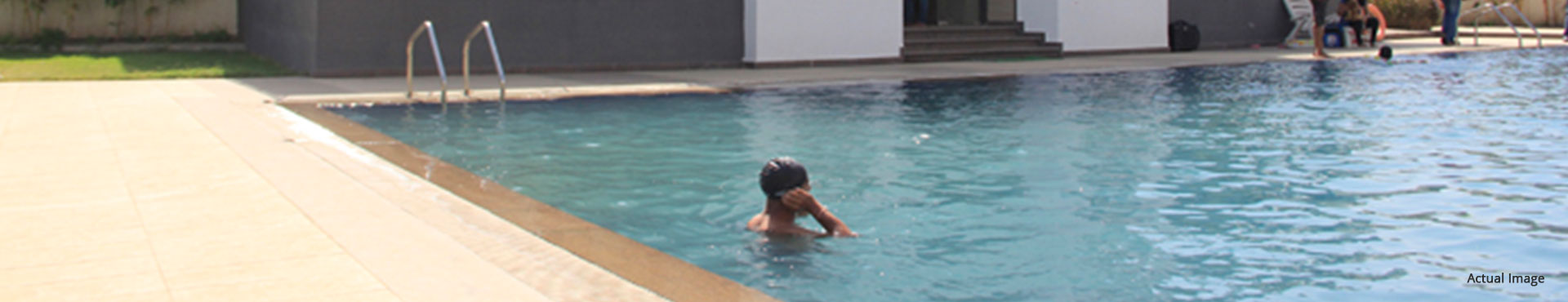 IVY APARTMENTS PROJECT AMENITIES- Swimming Pool
